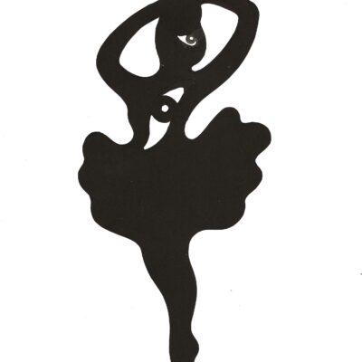 Danserinde